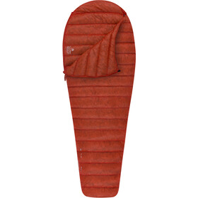 Sea to Summit Flame Fm0 Sleeping Bag regular Damen paprika